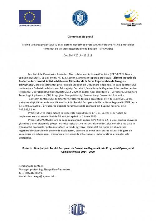 icpe-actel-sistem-inovativ-de-protecie-anticoroziv-activ-a-metalelor-alimentat-de-la-surse-regenerabile-de-energie-sipamasre